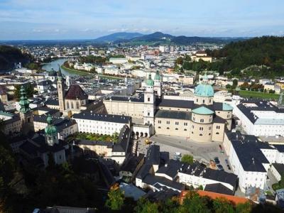 「オーストリア・ザルツブルク観光の必要日数とおすすめモデルコース」 トップ画像