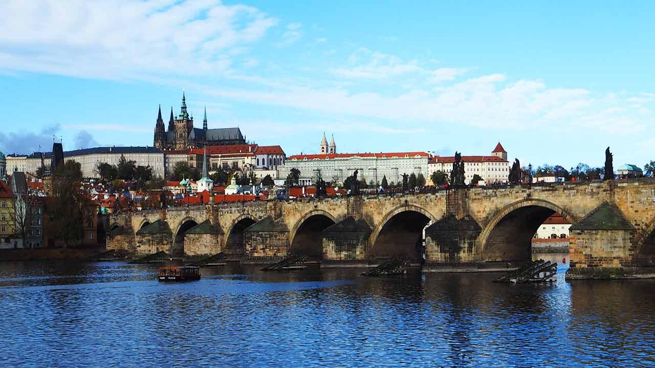 プラハ観光 プラハカレル橋