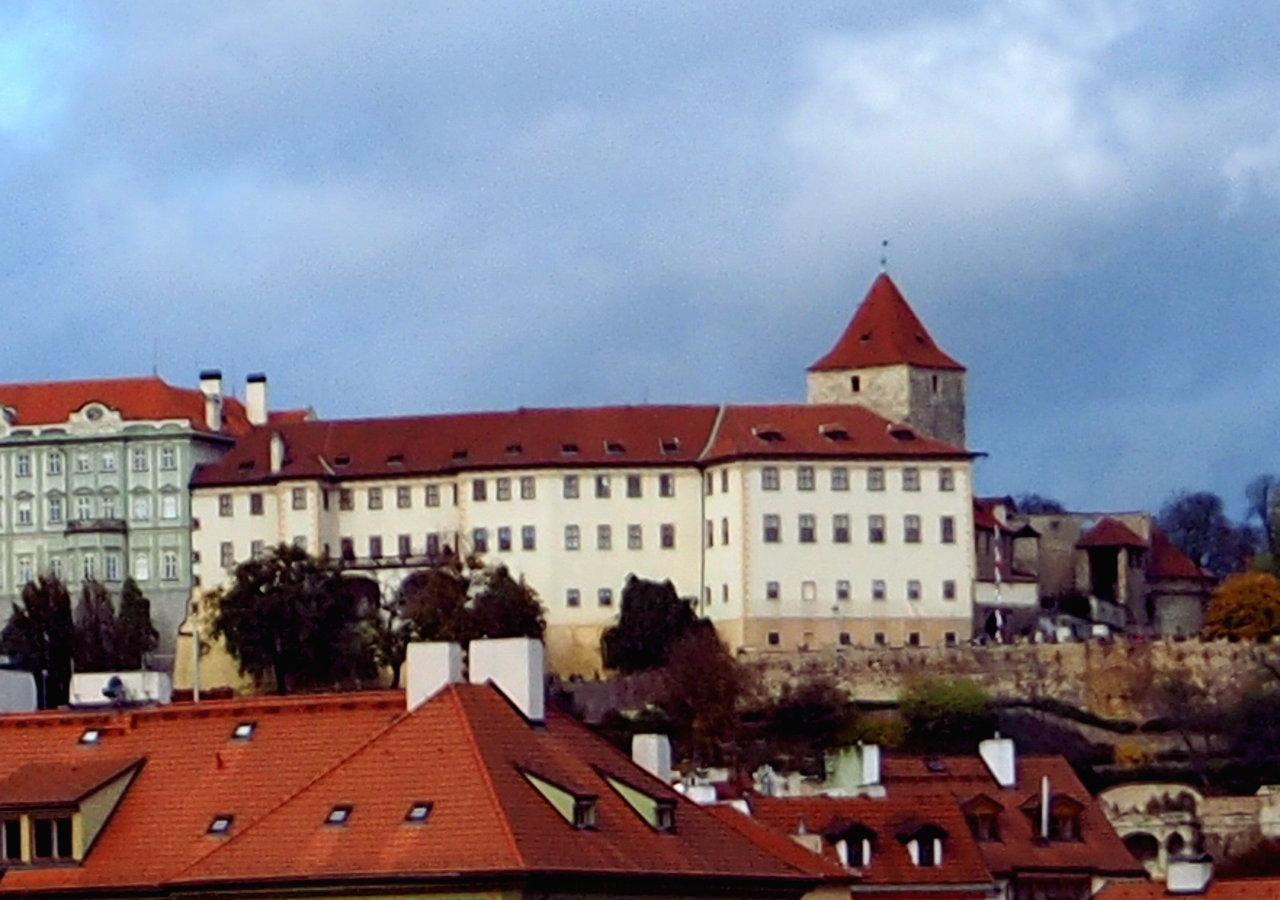チェコ観光 プラハ城(Pražský hrad) ロブコヴィッツ宮殿(Lobkowiczký palác)