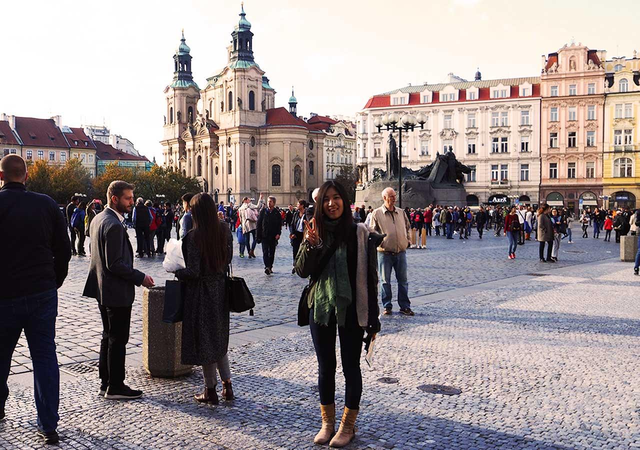 プラハ観光 旧市街広場(Old Town Hall)