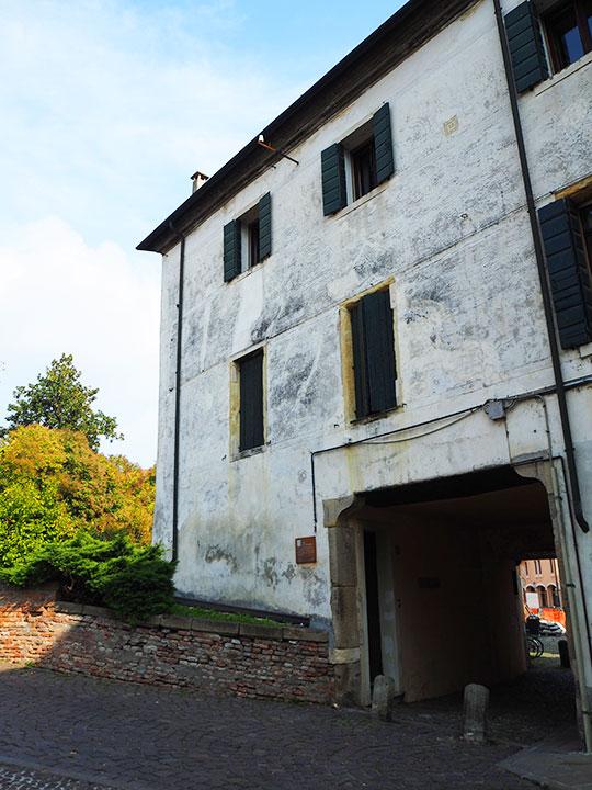 パドヴァ観光 パドヴァ天文台博物館(Museo dell'Osservatorio Astronomico di Padova ) チケット売り場