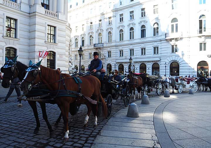 ウィーン観光 ウィーン歴史地区
