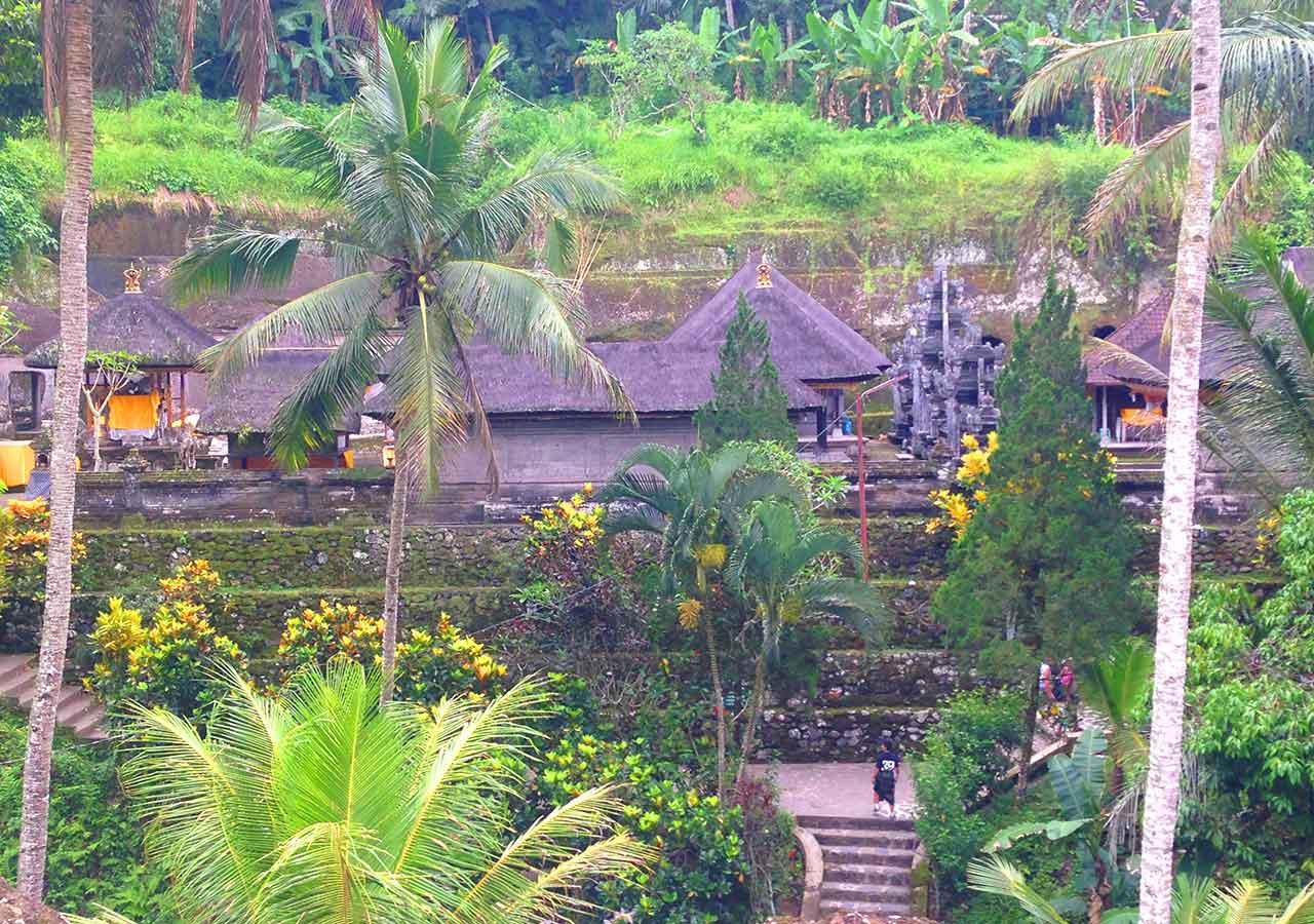 バリ観光 グヌンカウィ