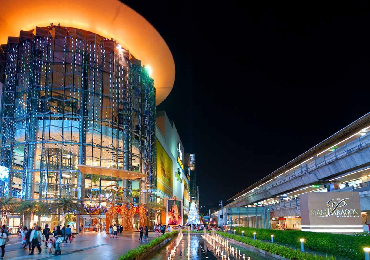 バンコク おすすめ買い物スポット サイアムパラゴン