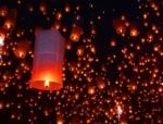 「タイの絶景ランタン祭り「ロイクラトン」でラプンツェルの舞台を楽しもう!」トップ画像