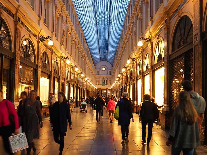 ブリュッセル観光 必要日数・モデルコーストップ画像