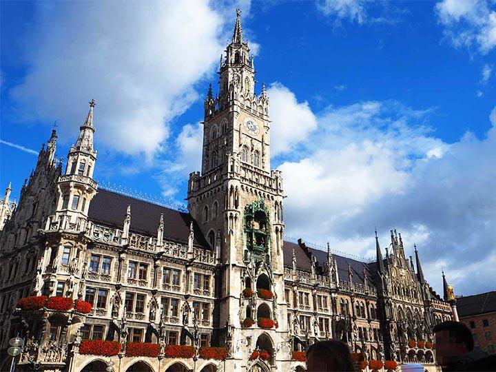 「ミュンヘン観光の必要日数とモデルコース!おすすめの名所を厳選しました」トップ画像
