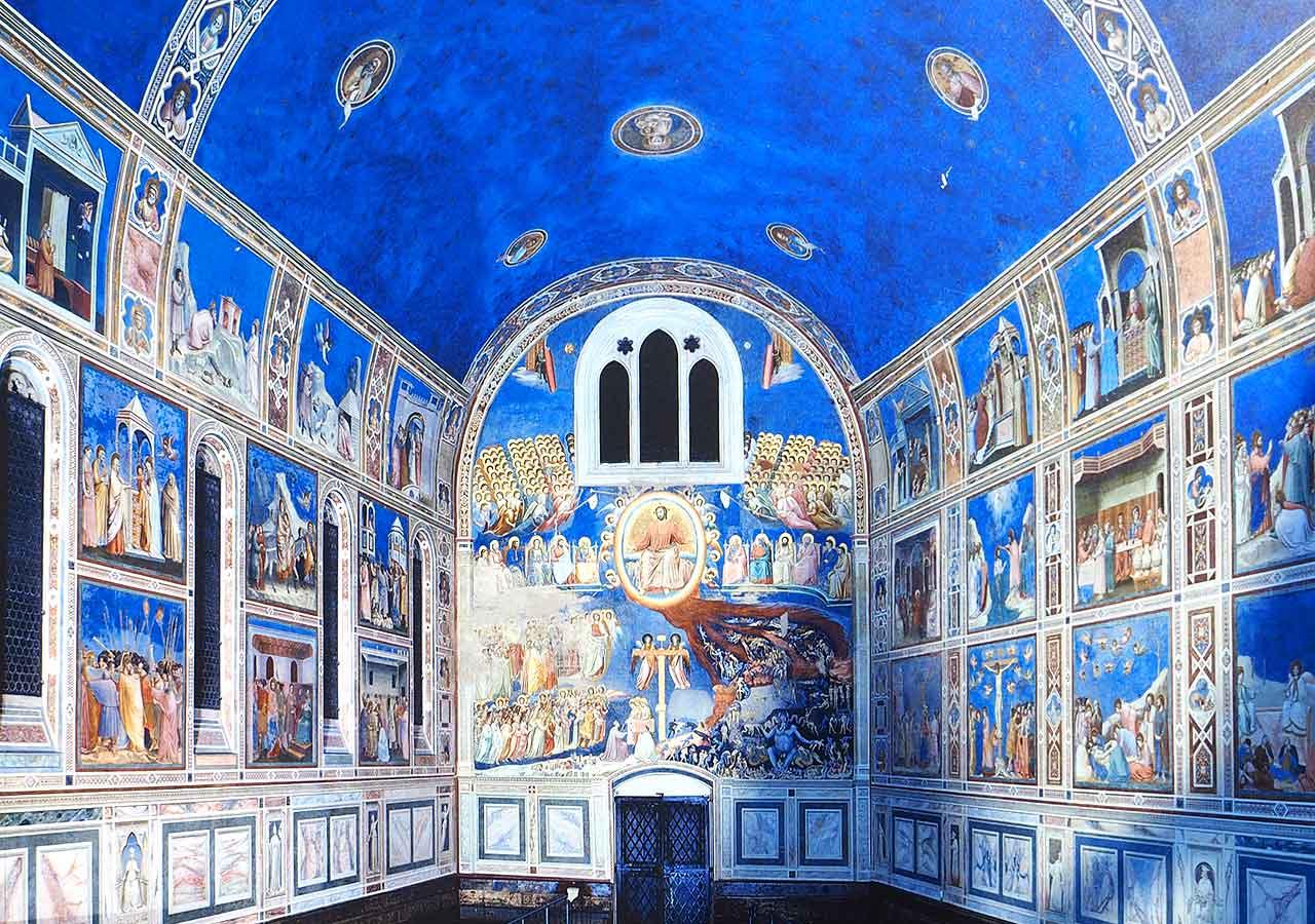 パドヴァ観光 スクロヴェーニ礼拝堂