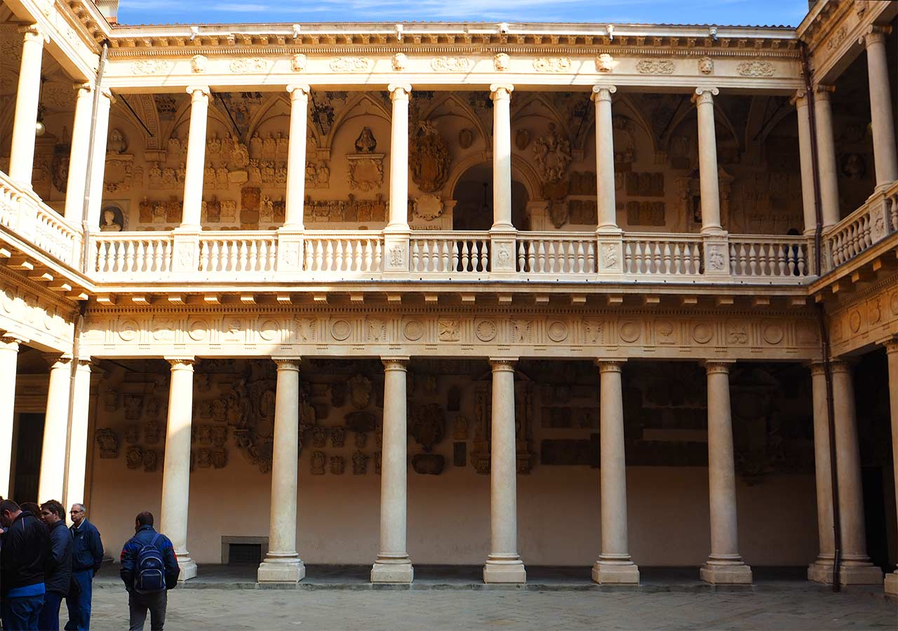 パドヴァ観光 パドヴァ大学(University of Padova)