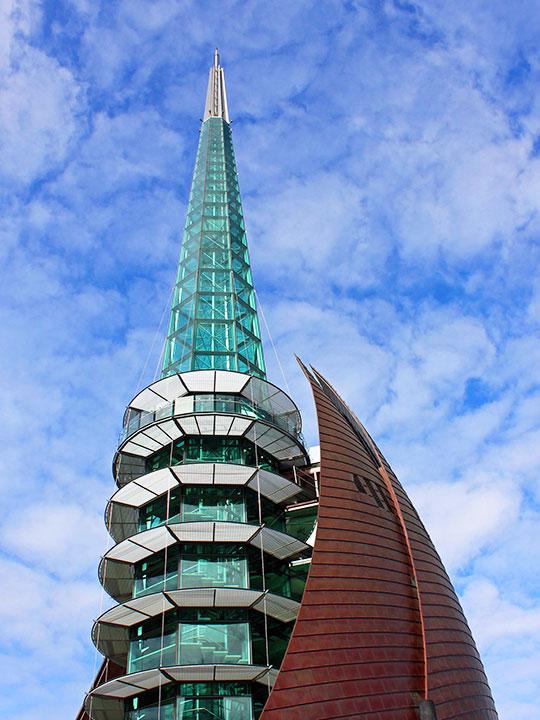 パース観光 ベルタワー(The Bell Tower)