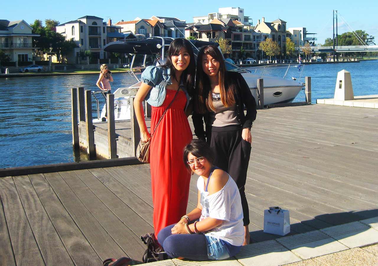 パース観光 イーストパース(East Perth)散策