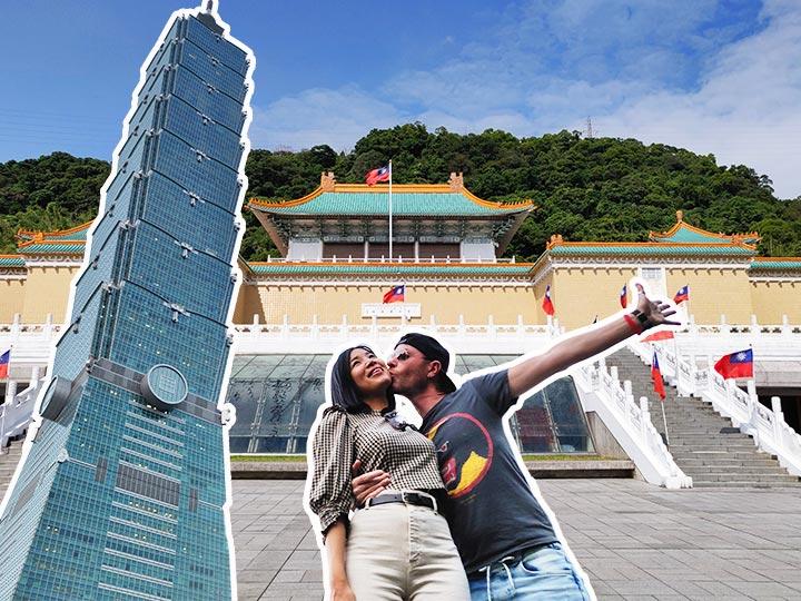 「台北観光のおすすめスポットとモデルコース!名所・グルメ・夜市を満喫!」トップ画像