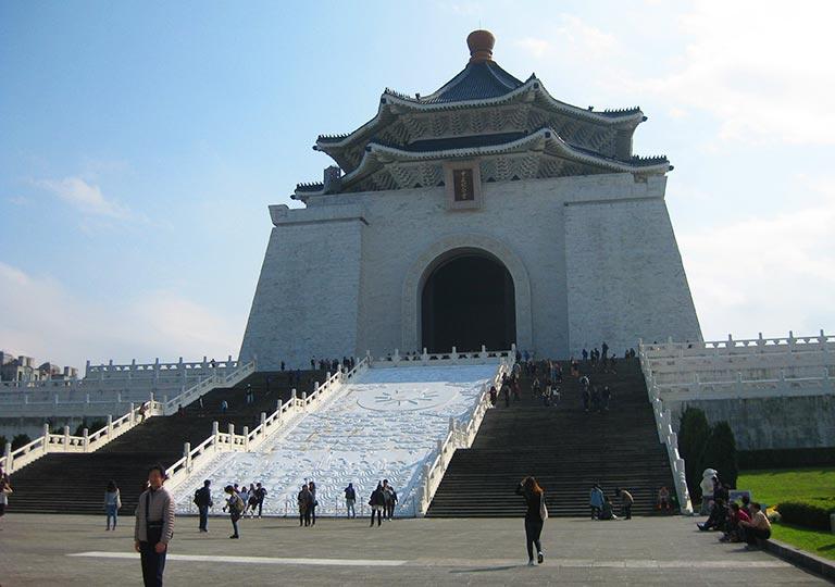 台北 中正記念堂