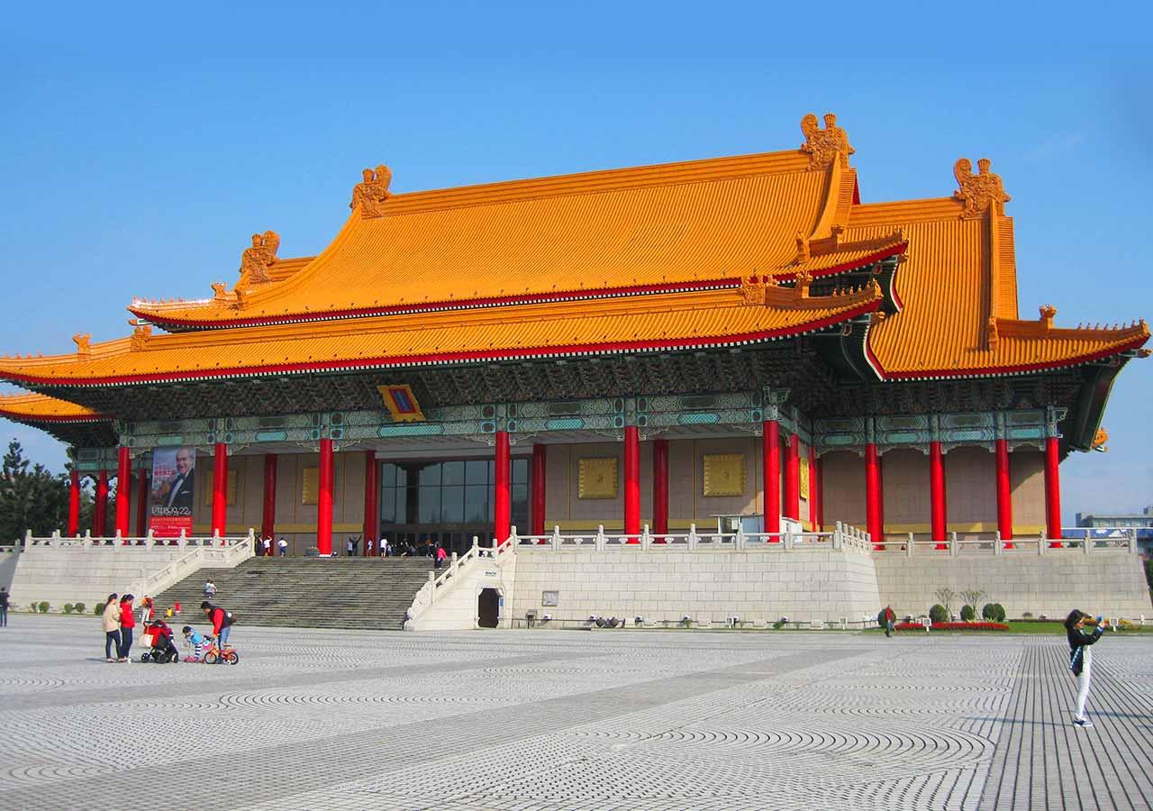 台湾観光 國家音樂廳