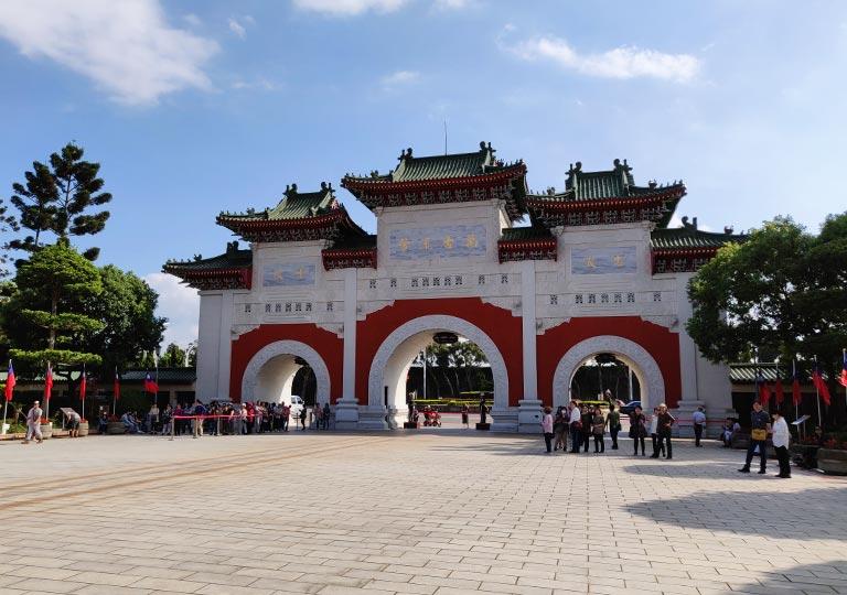 台北 忠烈祠
