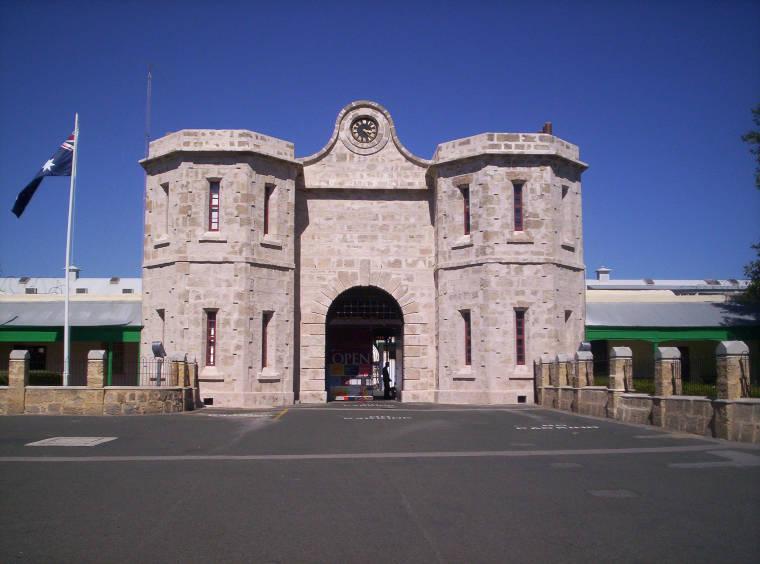 パース観光 フリーマントル(Fremantle)の刑務所