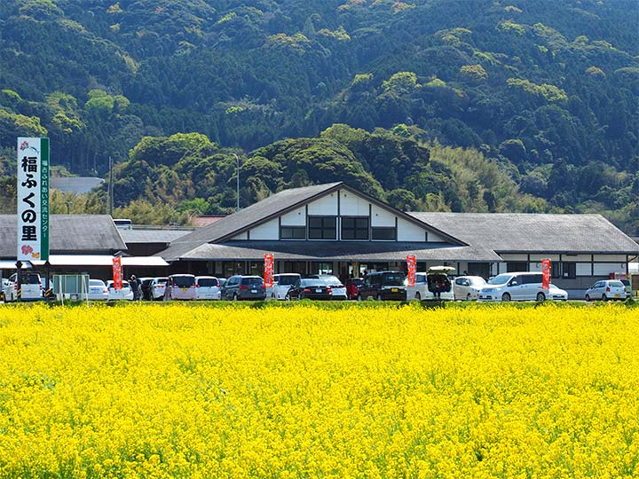 産直市場「福ふくの里」 糸島の穴場・福吉