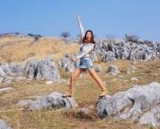 「日本三大カルスト「平尾台」!福岡県の穴場大自然スポット!」 トップ画像