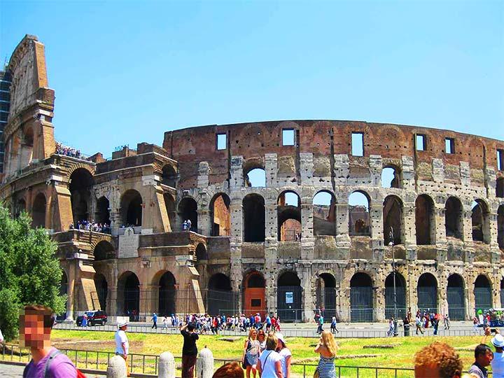 ローマ観光 イタリア人が教えるモデルコース トップ画像