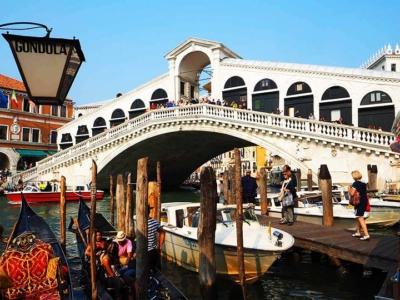 「ベネチア観光モデルコース!ベネチア人が教える1日観光プラン」 トップ画像