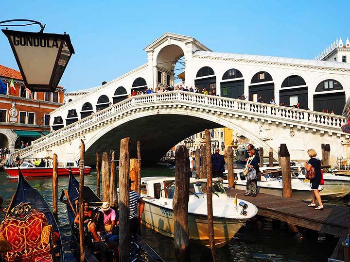 ベネチア観光 ベネチア人が教える1日モデルコース トップ画像