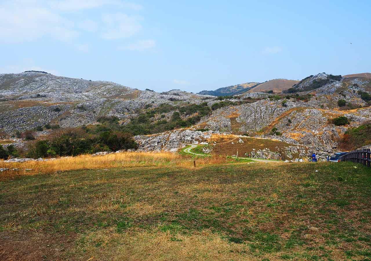 福岡 茶ヶ床園地からの眺め