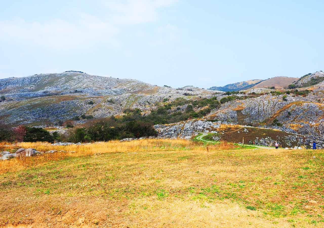 ゴールデンウィーク 福岡の穴場 子供が喜ぶ自然豊かな場所 平尾台