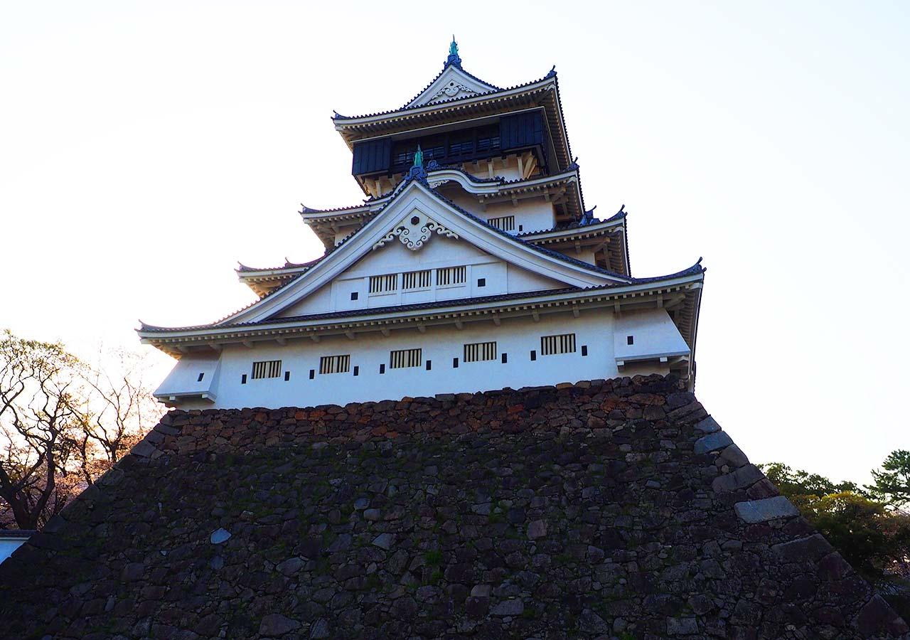 福岡県北九州 小倉城