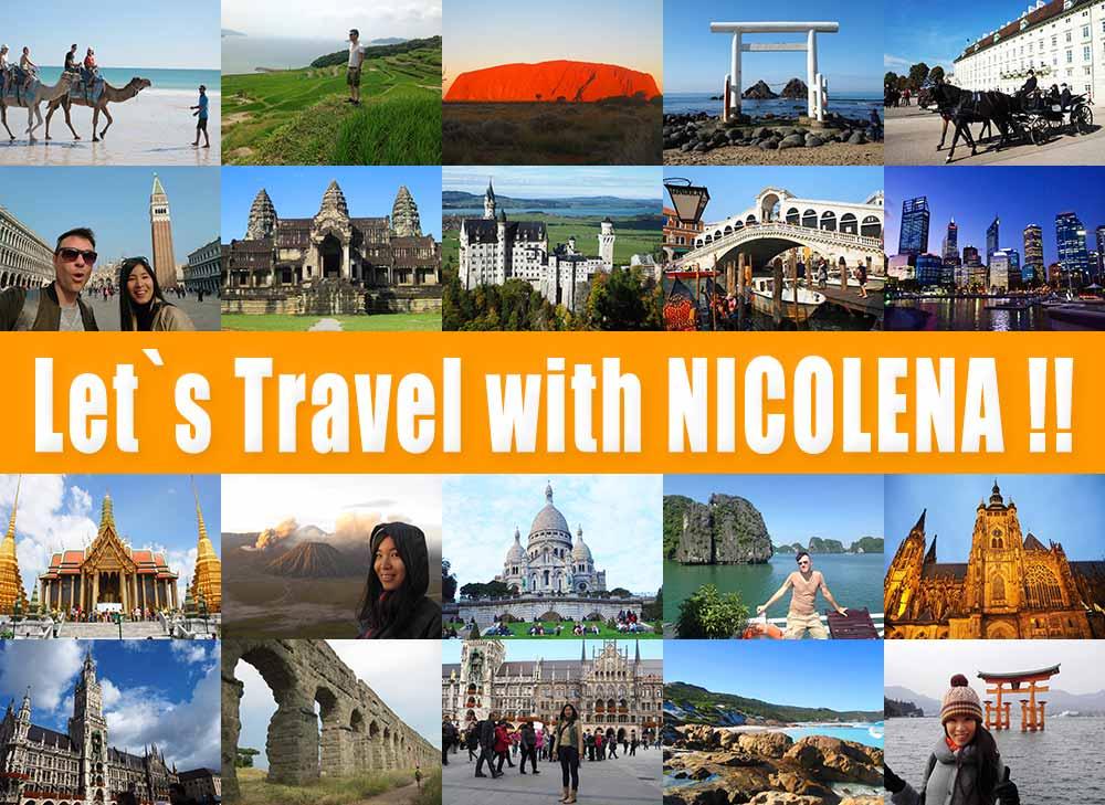 「Nicolena World」のトップ画像