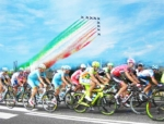「イタリア最大の自転車レース、ジロ・デ・イタリアの現地観戦!」 トップ画像