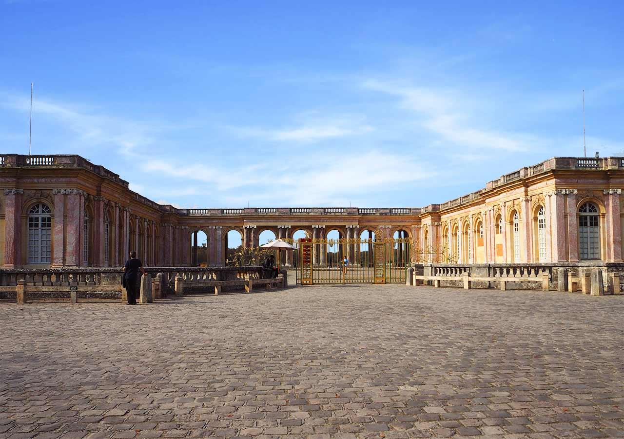 ヴェルサイユ宮殿 大トリアノン宮殿