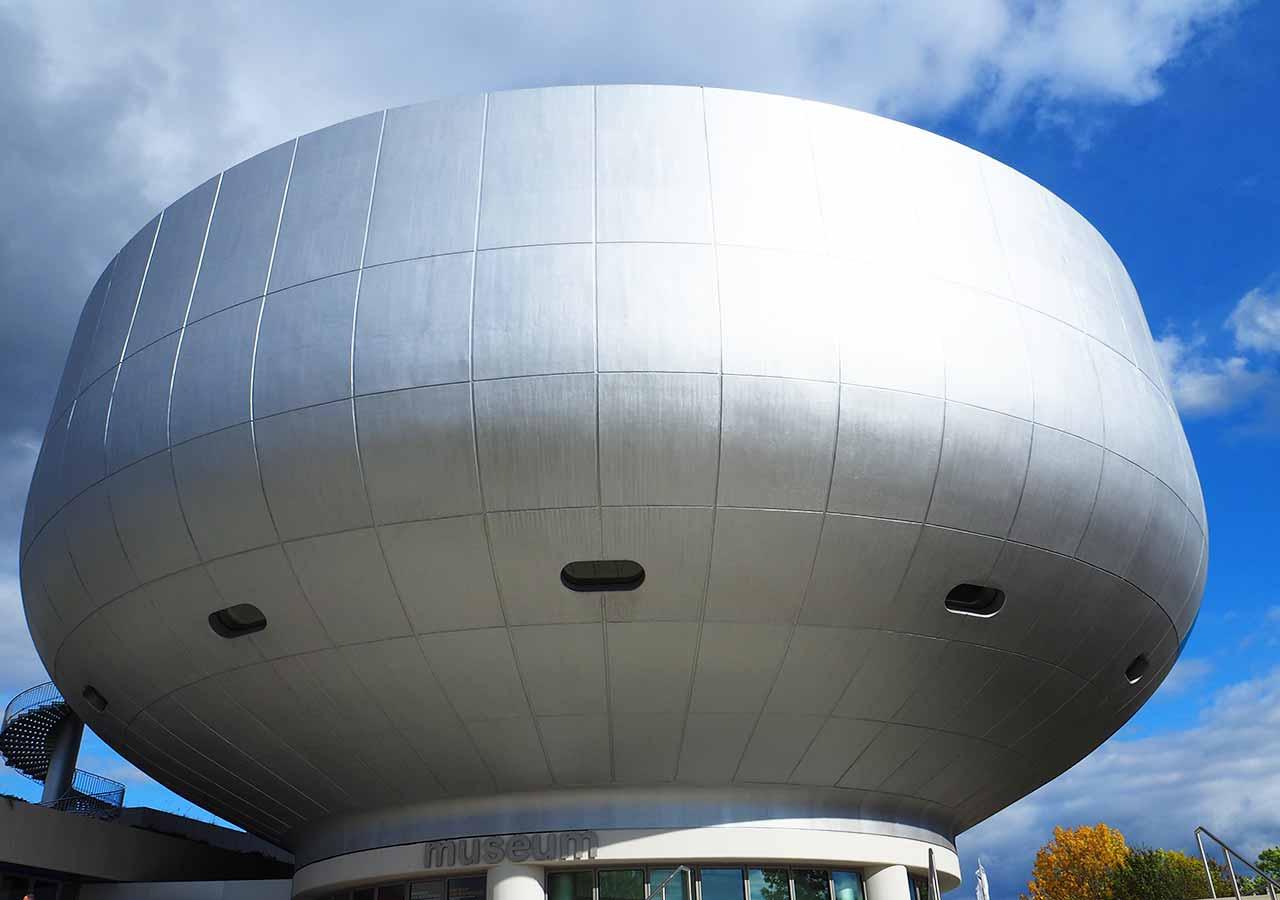 ミュンヘン観光 穴場10選 BMW博物館(BMW Museum)
