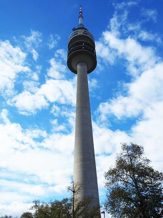 ミュンヘン観光 穴場10選 オリンピック公園(Olympiapark München)