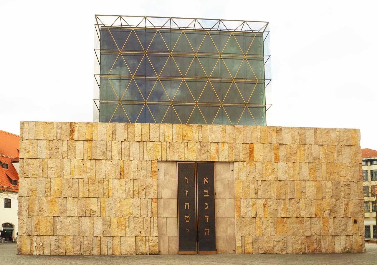 ミュンヘン観光 穴場10選 ミュンヘンシナゴーグ(Jüdisches Zentrum München)