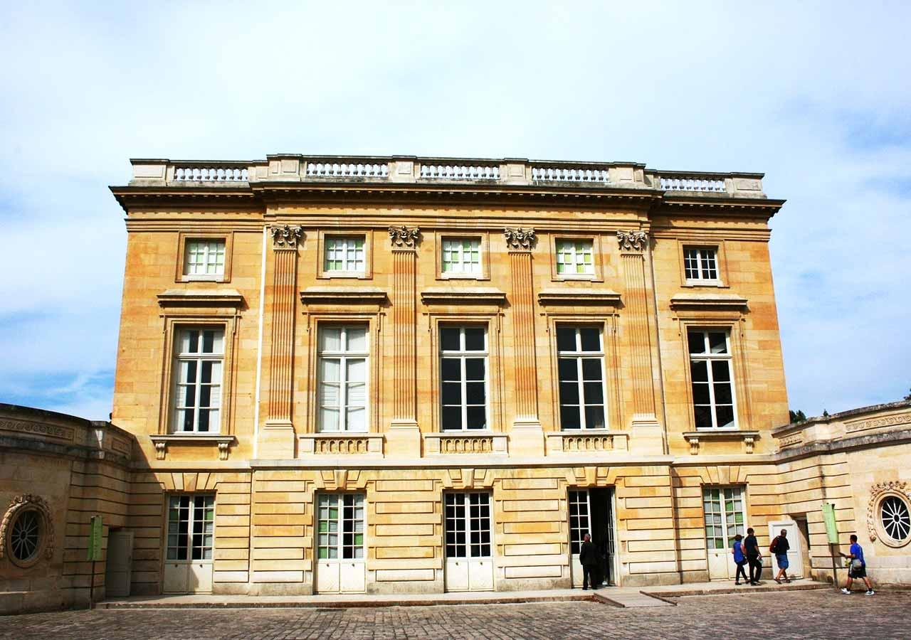 ヴェルサイユ宮殿 小トリアノン宮殿