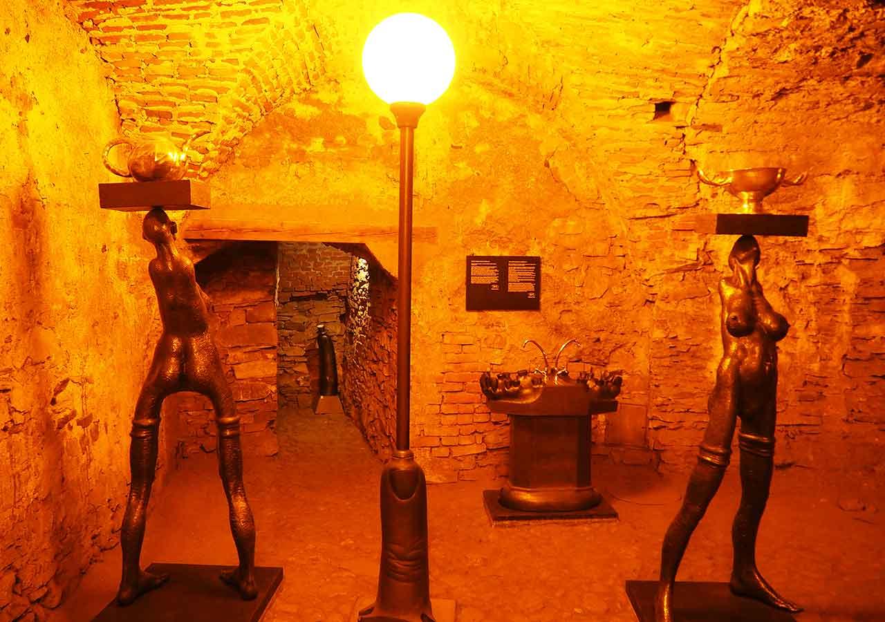 プラハ観光 Miroslav Paral Art Gallery