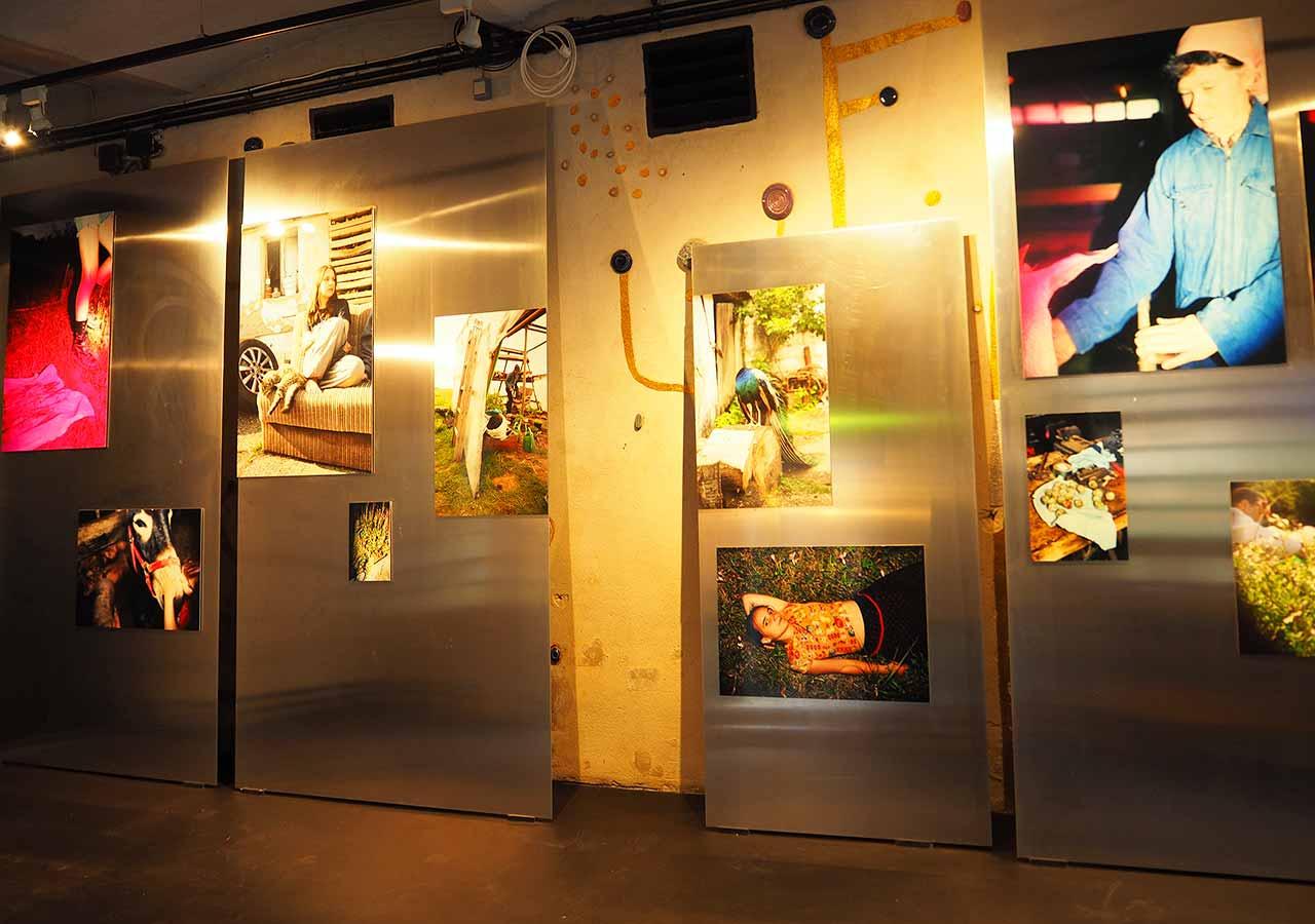 ウィーン観光 クンストハウスウィーンの企画展示