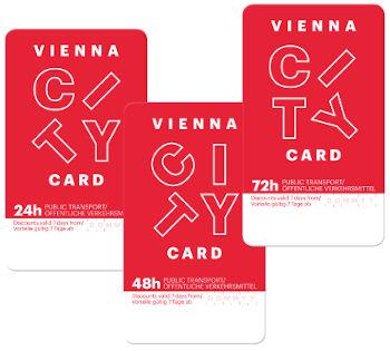 ウィーンシティカードの画像
