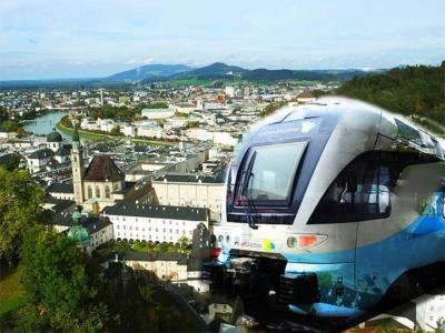 「ウィーンからザルツブルクへの移動!オススメの電車は?日帰りできる?」 トップ画像