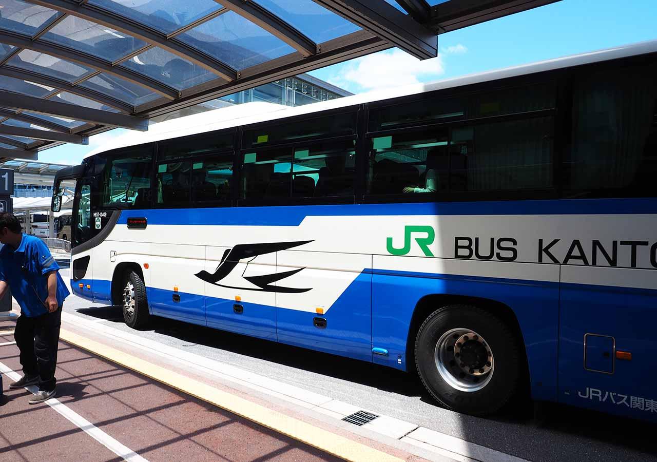 東京 THEアクセス成田のシャトルバス