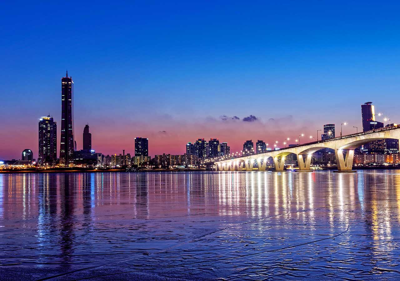 「8月の海外旅行!コスパ最強の治安・気候がいいおすすめの国は?」 韓国のソウル
