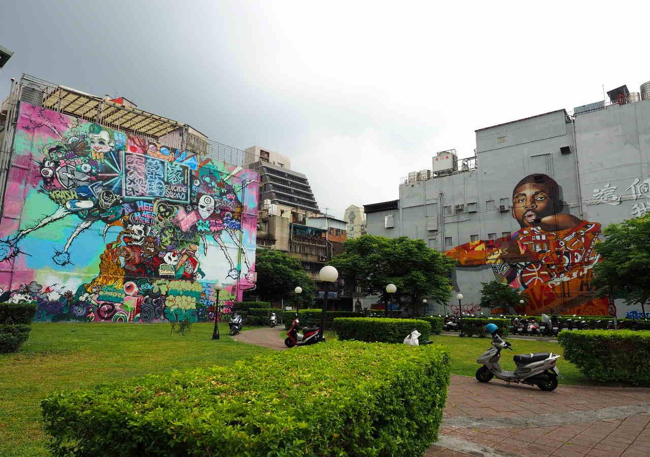台北観光穴場スポット 台北電影主題公園(台北シネマパーク)