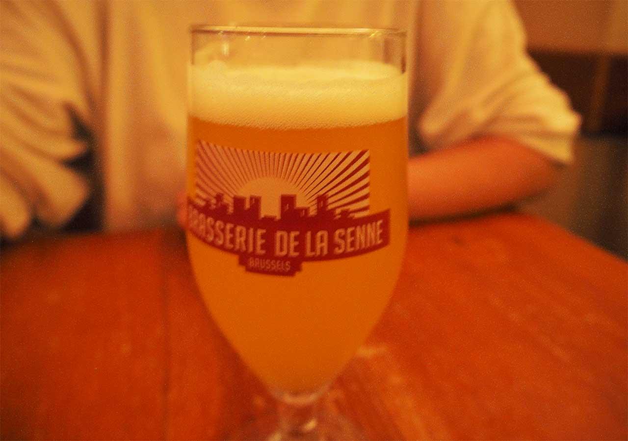 ブリュッセルのおすすめレストラン ベルギービール Brasserie De la Senne(デラセーヌ)