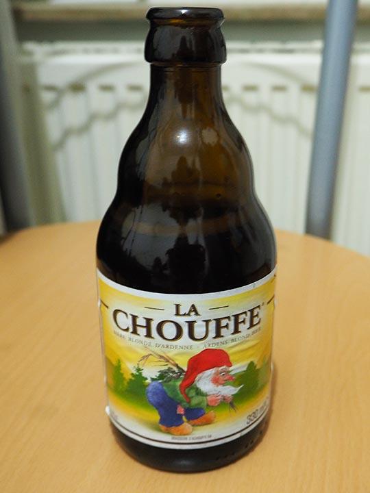 ブリュッセルのおすすめレストラン La Chouffe