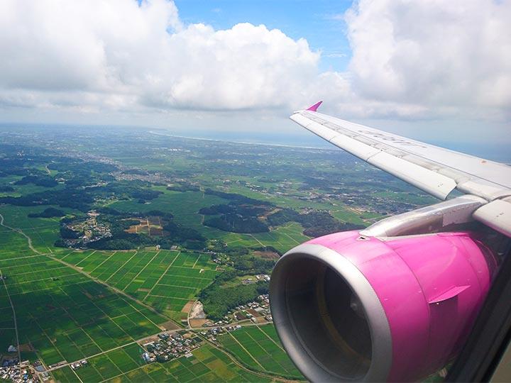 「成田空港のピーチ搭乗手続きまとめ!チェックインはバーコードで簡単!」トップ画像