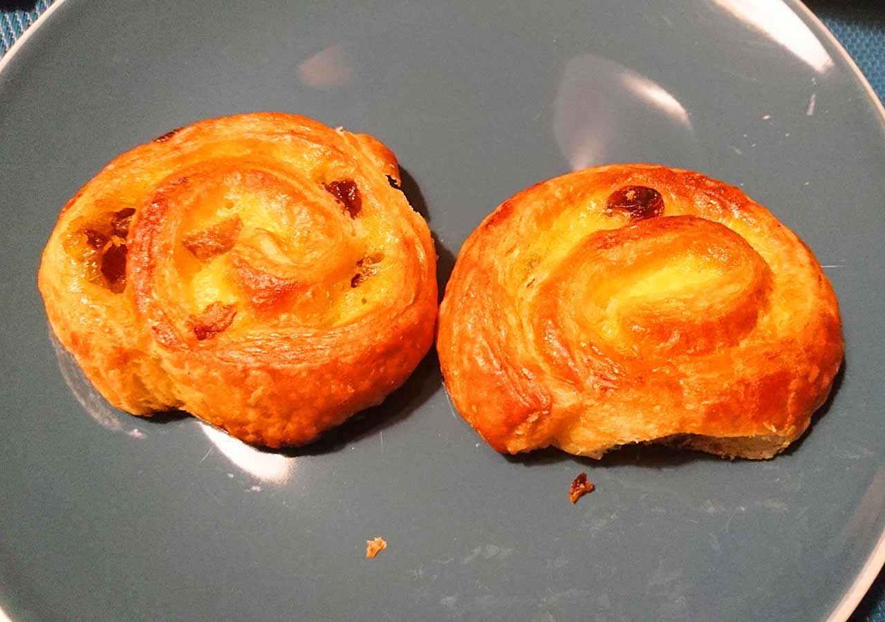 フランス・パリのお土産 パティスリー・ベーカリーのパンオレザン