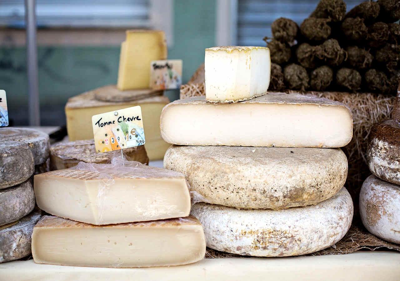 フランス・パリのお土産 チーズ
