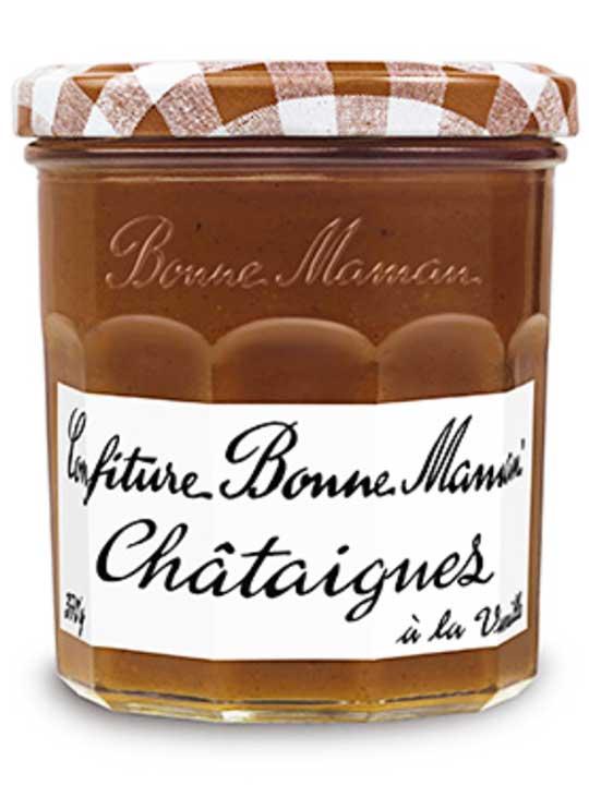 フランス・パリのお土産 スーパーマーケット ボンママンのマロンクリーム