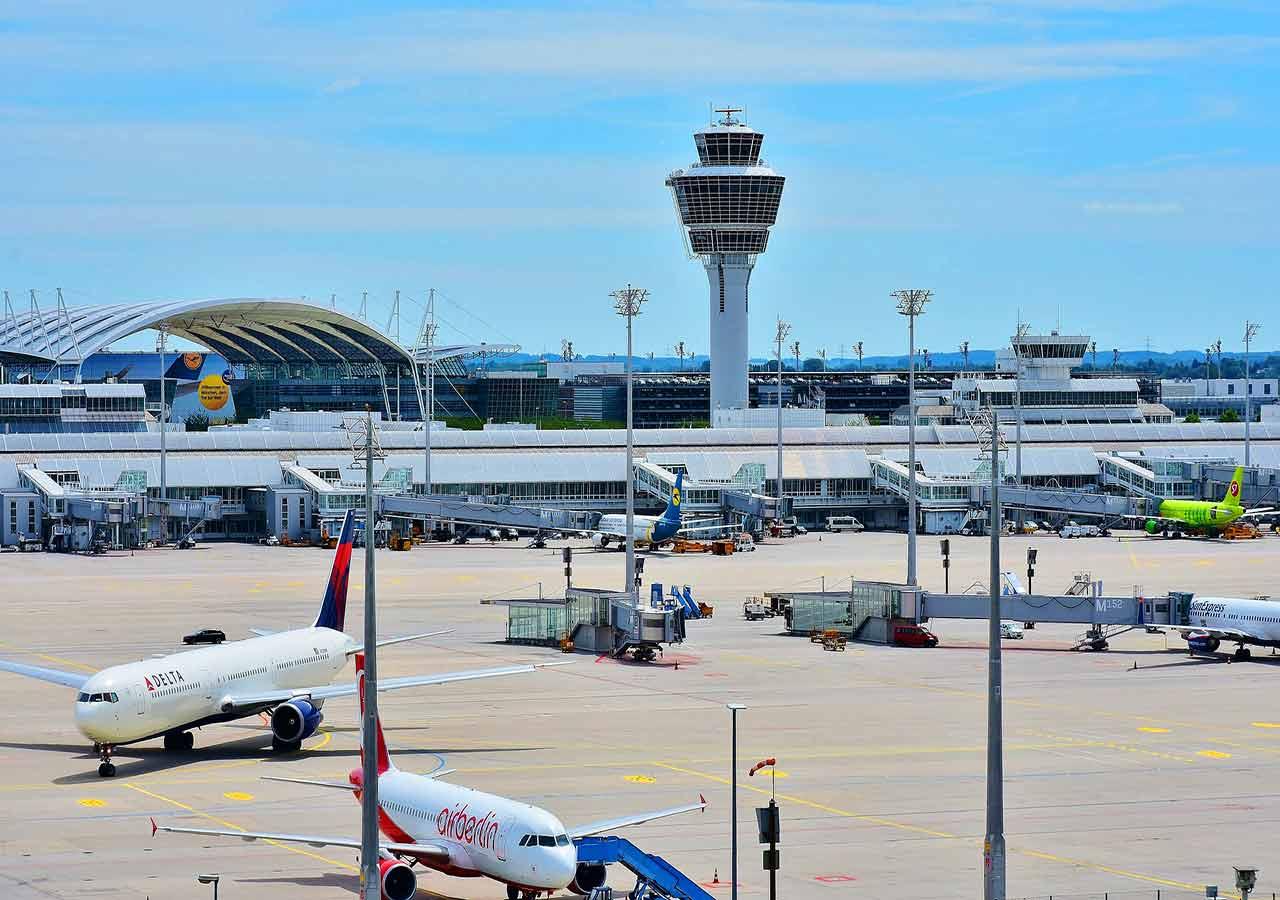 ミュンヘンのお土産を買う場所 ミュンヘン空港