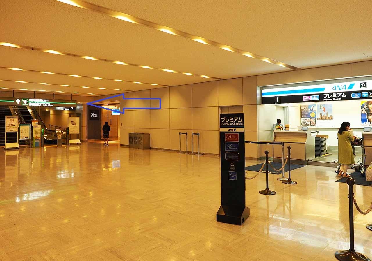 成田空港 ピーチ 出発ロビーへのアクセス